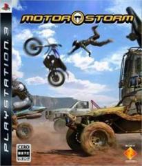 [100円便OK]【新品】【PS3】MotorStorm〜モーターストーム〜【廃盤】[お取寄せ品]