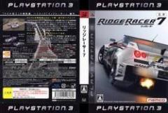 [100円便OK]【新品】【PS3】RIDGE RACER 7[お取寄せ品]