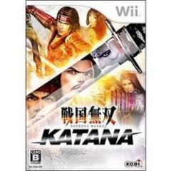 [100円便OK]【新品】【Wii】戦国無双KATANA[お取寄せ品]