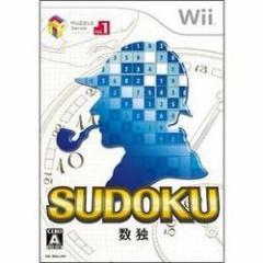 [100円便OK]【新品】【Wii】SUDOKU 数独[お取寄せ品]