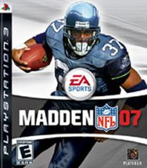 [100円便OK]【新品】【PS3】MADDEN NFL07(英語版)[お取寄せ品]