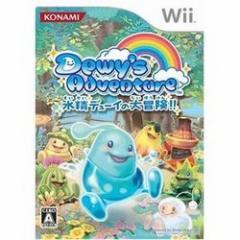 [100円便OK]【新品】【Wii】DewyS Adventure〜水精デューイの大冒険!!〜[お取寄せ品]
