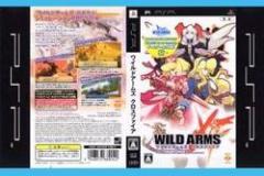[100円便OK]【新品】【PSP】WILDARMS XF[お取寄せ品]
