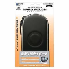 【新品】【PSPHD】ハードポーチ ポータブル【ブラック】[お取寄せ品]