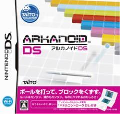 【新品】【DS】アルカノイドDS パドルコントローラ同梱版[お取寄せ品]