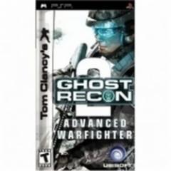 [100円便OK]【新品】【PSP】GHOST RECON ADVANCED WARFIGHTER2【海外北米版】[在庫品]