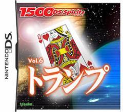 [100円便OK]【新品】【DS】1500DS spirits 6 トランプ[お取寄せ品]