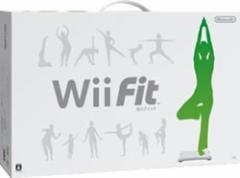 【新品】【Wii】Wii Fit[お取寄せ品]