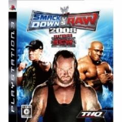 [100円便OK]【新品】【PS3】WWE 2008 SmackDown vs Raw[お取寄せ品]