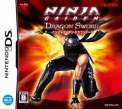[100円便OK]【新品】【DS】NINJA GAIDEN Dragon Sword[お取寄せ品]