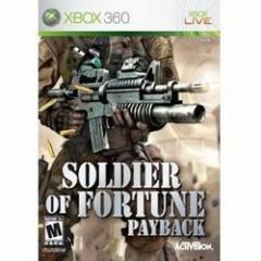 [100円便OK]【新品】【Xbox360】SOLDIER OF FORTUNE PAYBACK【海外北米版】[在庫品]