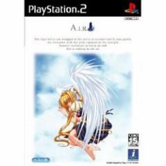 [100円便OK]【新品】【PS2】【BEST】AIR ベスト版[お取寄せ品]