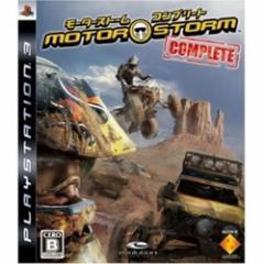 [100円便OK]【新品】【PS3】MotorStorm Complete〜モーターストーム・コンプリート〜[お取寄せ品]