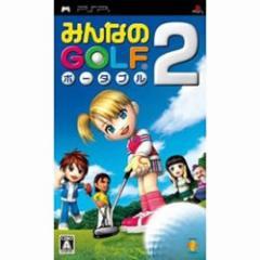 [100円便OK]【新品】【PSP】みんなのゴルフポータブル2 (海外アジア版)[お取寄せ品]