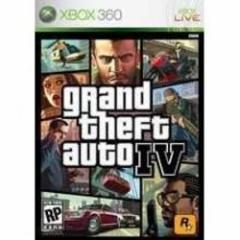 [100円便OK]【新品】【Xbox360】【アジア版】grand theft auto IV[お取寄せ品]