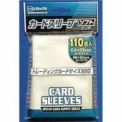 [100円便OK]【新品】【TTAC】エポック カードスリーブ・ソフト (レギュラーサイズ)[お取寄せ品]