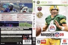 [100円便OK]【新品】【Xbox360】MADDEN NFL09(英語版)[お取寄せ品]