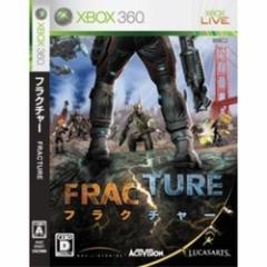 [100円便OK]【新品】【Xbox360】フラクチャー[お取寄せ品]