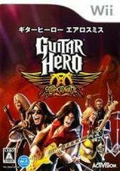 [100円便OK]【新品】【Wii】ギターヒーロー エアロスミス【ソフト単体版】[お取寄せ品]