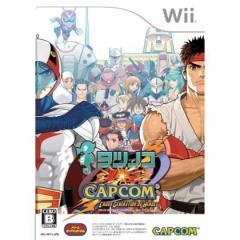 [100円便OK]【新品】【Wii】タツノコVS.CAPCOM CROSS GENERATION OF HEROES[お取寄せ品]