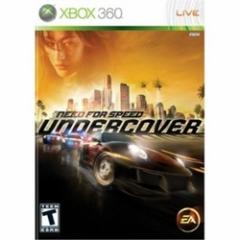 [100円便OK]【新品】【Xbox360】Need for Speed Undercover【海外アジア版】[お取寄せ品]