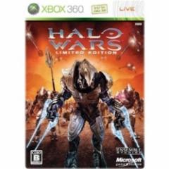 【新品】【Xbox360】【限】Halo Wars(ヘイローウォーズ) 初回限定版[お取寄せ品]