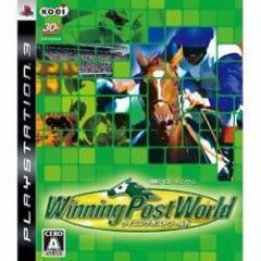 [100円便OK]【新品】【PS3】Winning Post World[お取寄せ品]