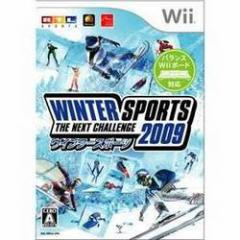 [100円便OK]【新品】【Wii】WINTER SPORTS 2009 THE NEXT CHALLENGE[お取寄せ品]