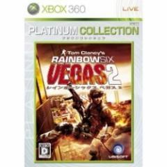[100円便OK]【中古】【Xbox360】【BEST】レインボーシックス ベガス2 プラチナコレクション[お取寄せ品]