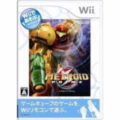 [100円便OK]【新品】【Wii】【Wiiであそぶ】メトロイドプライム[お取寄せ品]