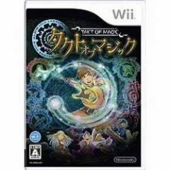 [100円便OK]【新品】【Wii】タクトオブマジック[お取寄せ品]