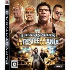 [100円便OK]【新品】【PS3】WWEレジェンズ・オブ・レッスルマニア[お取寄せ品]