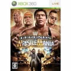 [100円便OK]【新品】【Xbox360】WWEレジェンズ・オブ・レッスルマニア[お取寄せ品]