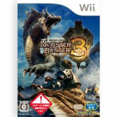 [100円便OK]【新品】【Wii】モンスターハンター3(トライ)[お取寄せ品]
