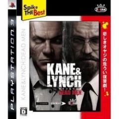 [100円便OK]【中古】【PS3】【BEST】KANE&LYNCH:DEAD MEN[お取寄せ品]