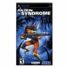 [100円便OK]【新品】【PSP】Alien Syndrome【海外北米版】[在庫品]