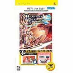 [100円便OK]【新品】【PSP】【BEST】ファンタシースターポータブル[お取寄せ品]