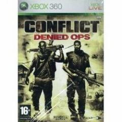 [100円便OK]【新品】【Xbox360】【アジア版】Conflict: Denied Ops[在庫品]