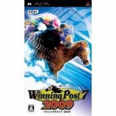 [100円便OK]【新品】【PSP】ウイニングポスト 7 2009[お取寄せ品]