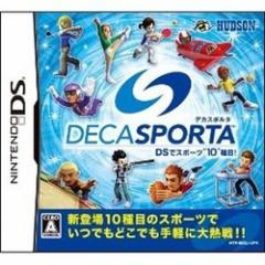 [100円便OK]【新品】【DS】デカスポルタ DSでスポーツ10種目![お取寄せ品]