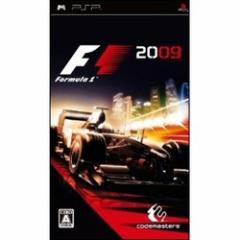 [100円便OK]【新品】【PSP】F1 2009[お取寄せ品]
