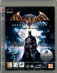 [100円便OK]【新品】【PS3】【韓国版】 Batman :Arkham Asylum (バットマン アーカムアサイラム)[在庫品]