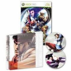 【新品】【Xbox360】【限】スーパーストリートファイターIV コレクターズパッケージ[お取寄せ品]
