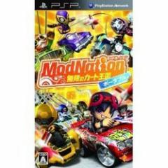 [100円便OK]【新品】【PSP】ModNation 無限のカート王国 ポータブル[お取寄せ品]