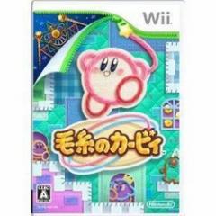 [100円便OK]【新品】【Wii】毛糸のカービィ[お取寄せ品]