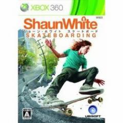 [100円便OK]【新品】【Xbox360】ショーン・ホワイト スケートボード[お取寄せ品]