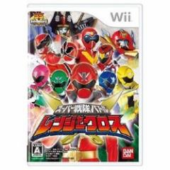 [100円便OK]【新品】【Wii】スーパー戦隊バトル レンジャークロス[お取寄せ品]
