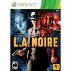 [100円便OK]【新品】【Xbox360】L.A. NOIRE 北米版[お取寄せ品]