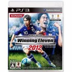 [100円便OK]【中古】【PS3】ワールドサッカーウイニングイレブン2012[お取寄せ品]