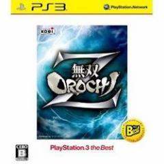 [100円便OK]【新品】【PS3】【BEST】無双OROCHI Z[お取寄せ品]